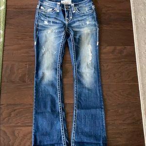 Big Star Liv Vintage Collection Jeans size 25R